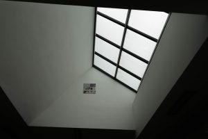 skylight in the ceiling for home improvement