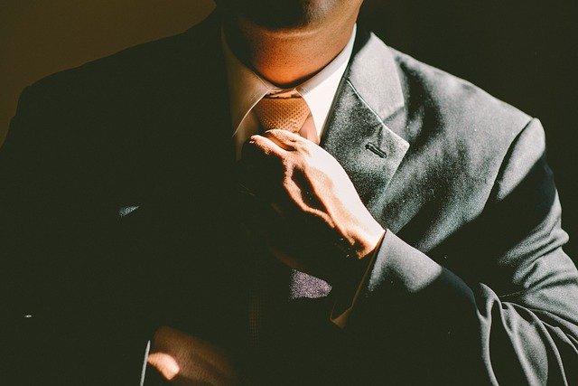 formal guy